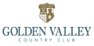 Golden Valley Country Club logo